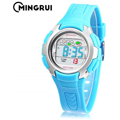 MINGRUI 8520 Kids LED Digital Watch