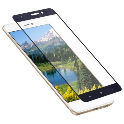 2.5D Silk-screen Tempered Glass Film for Xiaomi 5S Plus 0.2mm