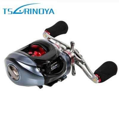 TSURINOYA DW1000 11BB Left Right Hand Fishing Bait Casting Reel
