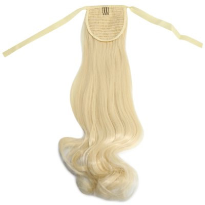 Simulated Strap Type Wig Ponytail