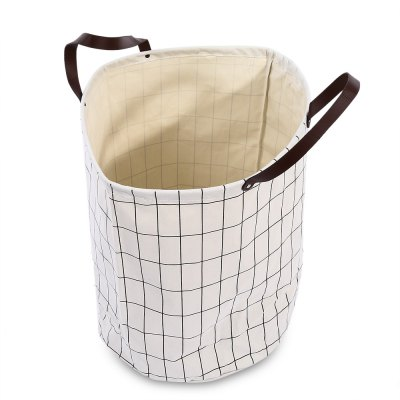 canvas-laundry-basket-storage-bag