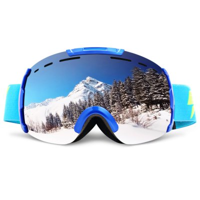 LY - 46 Ski Goggles Snowboard Spherical Glasses Eyewear