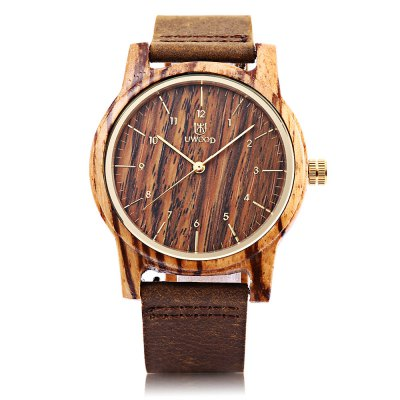 UWOOD 1008 Unisex Quartz WatchUnisex Watches<br>UWOOD 1008 Unisex Quartz Watch<br><br>Band Length: 7.96 inch<br>Band Material Type: Genuine Leather<br>Band Width: 18mm<br>Case material: Wooden<br>Case Shape: Round<br>Clasp type: Pin Buckle<br>Dial Diameter: 1.61 inch<br>Dial Display: Analog<br>Dial Window Material Type: Hardlex<br>Gender: Men,Women<br>Movement: Quartz<br>Style: Fashion &amp; Casual<br>Product weight: 0.022 kg<br>Package weight: 0.043 kg<br>Product Size(L x W x H): 24.50 x 4.30 x 0.80 cm / 9.65 x 1.69 x 0.31 inches<br>Package Size(L x W x H): 25.50 x 5.30 x 1.80 cm / 10.04 x 2.09 x 0.71 inches<br>Package Contents: 1 x UWOOD 1008 Unisex Quartz Watch