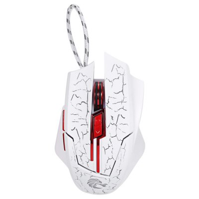 HXSJ H800 Wired Optical Backlit Gaming Mouse
