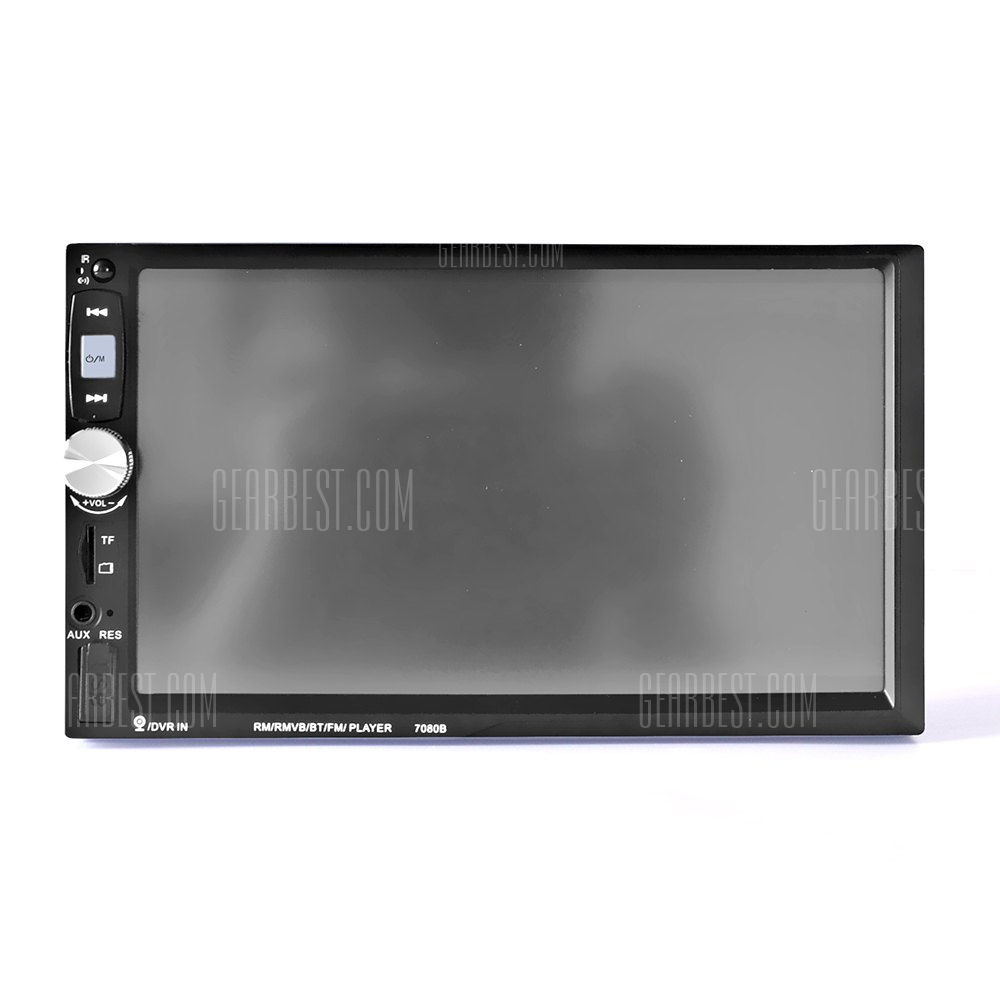 7080B 7 inch Car Audio Stereo MP5 Player with Camera