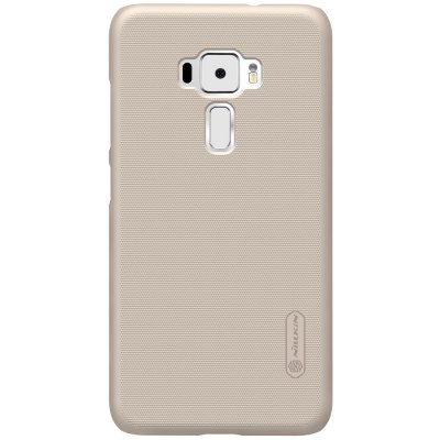 NILLKIN Frosted Shield Case for Asus Zenfone 3 ( ZE520KL )Cases &amp; Leather<br>NILLKIN Frosted Shield Case for Asus Zenfone 3 ( ZE520KL )<br><br>Function: Anti-knock, Dirt-resistant<br>Package Contents: 1 x Case, 1 x Screen Film, 1 x Cleaning Cloth, 1 x Dust Removing Paper<br>Package Size(L x W x H): 17.80 x 10.00 x 1.70 cm / 7.01 x 3.94 x 0.67 inches<br>Package weight: 0.201 kg<br>Product weight: 0.064 kg<br>Type: Case