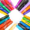 best Maped Melted Water Crayon with 24 Colors