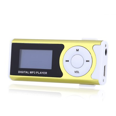 1.1 Inch Screen Portable Micro Slot MP3 Player1.1 Inch Screen Portable Micro Slot MP3 Player<br><br>Product weight: 0.019 kg<br>Package weight: 0.058 kg<br>Product Size(L x W x H): 6.50 x 1.50 x 3.00 cm / 2.56 x 0.59 x 1.18 inches<br>Package Size(L x W x H): 10.50 x 5.50 x 4.50 cm / 4.13 x 2.17 x 1.77 inches<br>Package Contents: 1 x MP3 Player, 1 x English User Manual