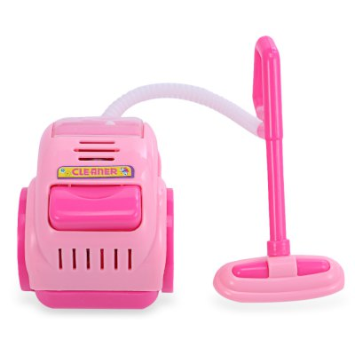 Baby Kids Mini Simulation Appliance Cleaner