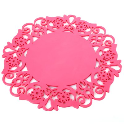 Silicone Hollow Heat Insulation Mat