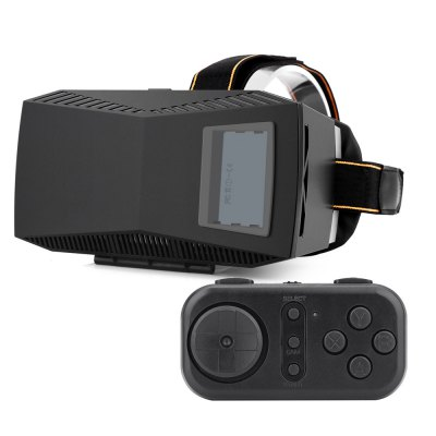3D Glasses with Remote Controller