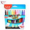 Maped Watercolor Pen Water Based Marker with 12 Colors
