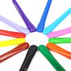 best Maped Triangular Plastic Crayon with 12 Colors