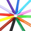 Maped Triangular Plastic Crayon with 12 Colors photo