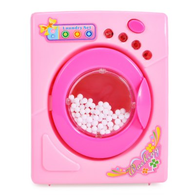 Baby Kids Mini Simulation Appliance Washing Machine