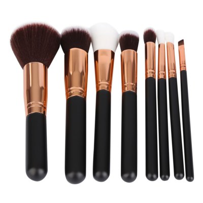 8pcs Superior Cosmetic Fiber Tools Kit Brushes MakeupMakeup Brushes &amp; Tools<br>8pcs Superior Cosmetic Fiber Tools Kit Brushes Makeup<br><br>Handle Material: Wood<br>Brush Material: Goat Hair<br>Used With: Sets / Kits<br>Product weight: 0.115 kg<br>Package weight: 0.137 kg<br>Product size (L x W x H): 15.20 x 2.50 x 2.00 cm / 5.98 x 0.98 x 0.79 inches<br>Package size (L x W x H): 16.00 x 10.50 x 2.00 cm / 6.3 x 4.13 x 0.79 inches<br>Package Content: 8 x Makeup Brush