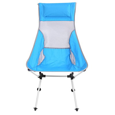 Folding Aluminum Alloy Rocking Chair