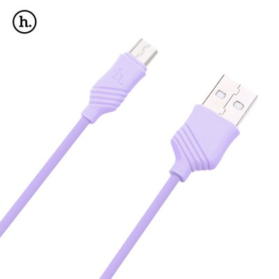 HOCO X6 Micro USB Tinned Charge Data Transfer Cord 1M