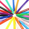 Maped Plastic Crayon with 24 Colors photo