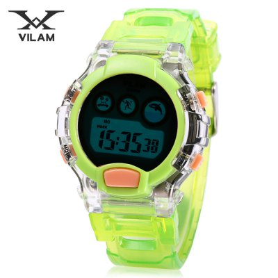 VILAM 0465 Digital Sports Watch