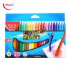 Maped Plastic Crayon with 24 Colors