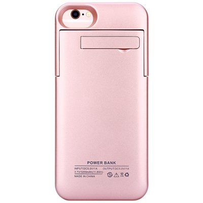 3200mAh Rechargeable Battery Case for iPhone 6 / 6S / 7
