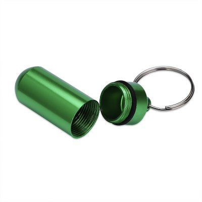 Aotu AT7605 Outdoor Medicine Bottle with Key Ring