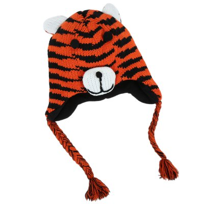 QULEXING Child Animal Design HatGirls Clothing<br>QULEXING Child Animal Design Hat<br><br>Hat Type: Knitted Hat<br>Group: Children<br>Gender: Unisex<br>Style: Fashion<br>Pattern Type: Animal<br>Material: Polyester<br>Length (CM): 21<br>Width(CM): 21<br>Product weight: 0.110 kg<br>Package weight: 0.133 kg<br>Product size (L x W x H): 21.00 x 21.00 x 18.00 cm / 8.27 x 8.27 x 7.09 inches<br>Package size (L x W x H): 26.00 x 26.00 x 3.00 cm / 10.24 x 10.24 x 1.18 inches<br>Package Contents: 1 x Hat