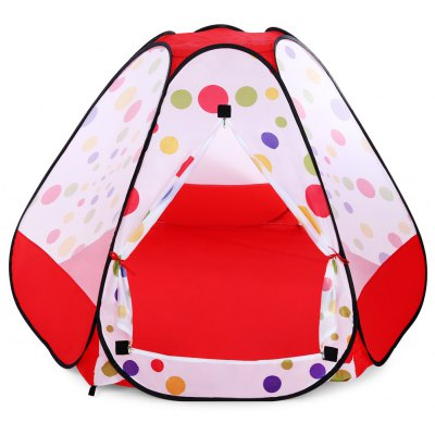 Pop-up Children Play Tent Educational Toy House