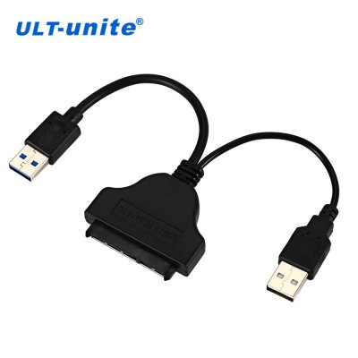 UL - Tunite USB 3.0 2.0 to SATA 22 Pin Hard Disk Driver Cable