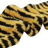 QULEXING Boys Cute Color Block Tiger Scarf for sale