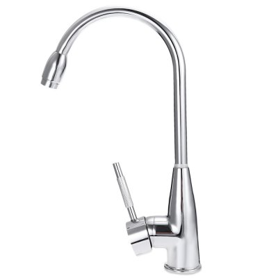 360 Degree Single Hole Water Kitchen Faucet