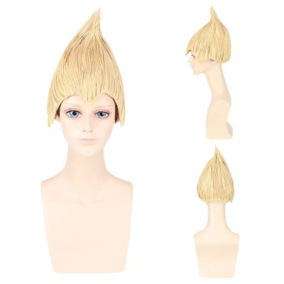 Handsome Saiyan Hair Hard Straight WigCosplay Wigs<br>Handsome Saiyan Hair Hard Straight Wig<br><br>Type: Full Wigs<br>Style: Straight<br>Material: Synthetic Hair<br>Bang Type: None<br>Length: Short<br>Length Size(CM): 24<br>Length Size(Inch): 9.44<br>Product weight: 0.158 kg<br>Package weight: 0.220 kg<br>Package size (L x W x H): 27.00 x 17.50 x 5.00 cm / 10.63 x 6.89 x 1.97 inches<br>Package Contents: 1 x Wig