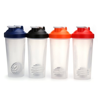 600ML Protein Shaker Mixer Cup Drink Bottle