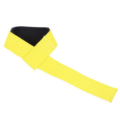 Gym Training Weightlifting Cotton Wrist Strap Protective Wristband Support