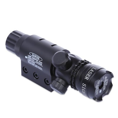 8808 20MM Tactical Red Dot Laser Sight Scope with Mounts