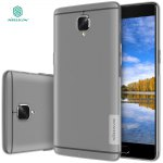 NILLKIN Natural Series TPU Transparent Case for OnePlus 3
