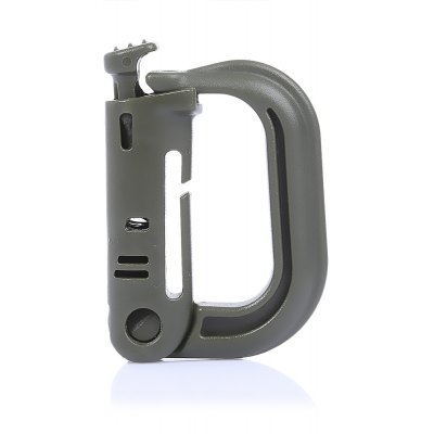 EDCGEAR D-ring Carabiner Outdoors Tool