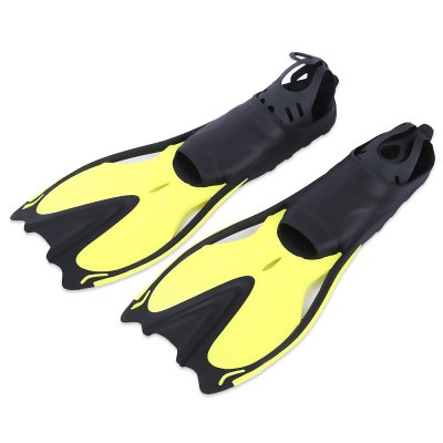 Paired Men Women Diving Equipment Fins Flippers