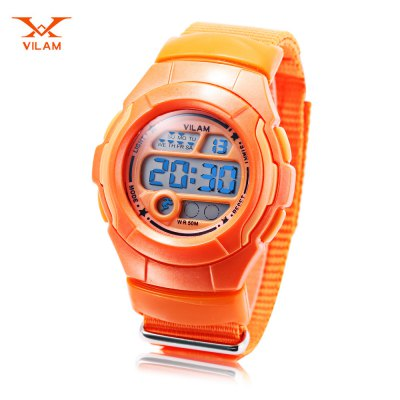 VILAM 0600 Digital Sports Watch