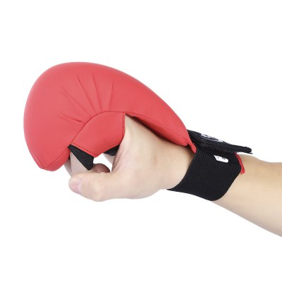 Wansda WSD - 1010 Paired Boxing Karate Fighting Gloves