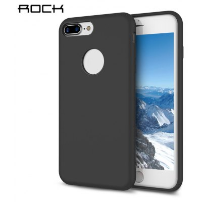 ROCK Silicone Solid Color Soft Case for iPhone 7 Plus