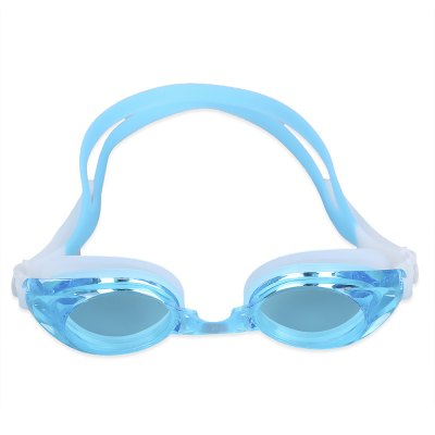 Unisex Adjustable Anti-fog Swimming Goggles
