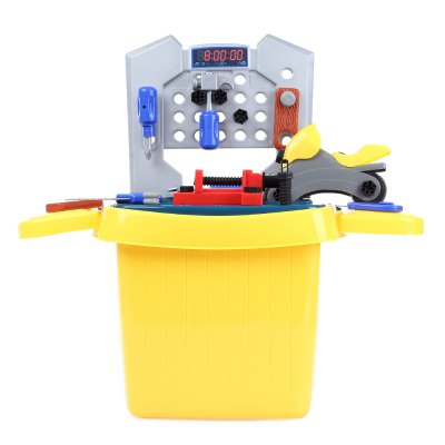 27pcs Children Luxury Simulation Repair Tools Box