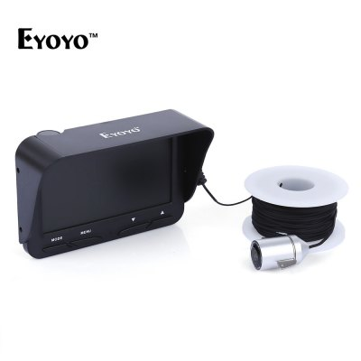 Eyoyo 30M 720P Underwater Fish Finder Fishing Monitor