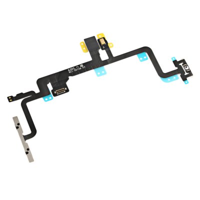 Power Volume Button Flex Ribbon Cable for iPhone 7 Plus