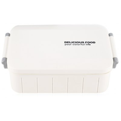 800ML Two Compartments Lunch Box