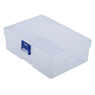 Transparent Plastic Storage Box