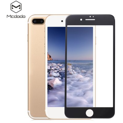 Mcdodo 3D Anti-blue Tempered Glass Film for iPhone 7 Plus