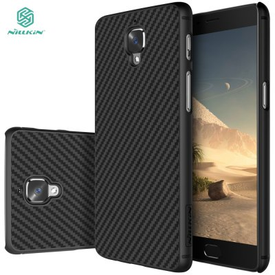 NILLKIN Synthetic Fiber Series Back Cover for OnePlus 3